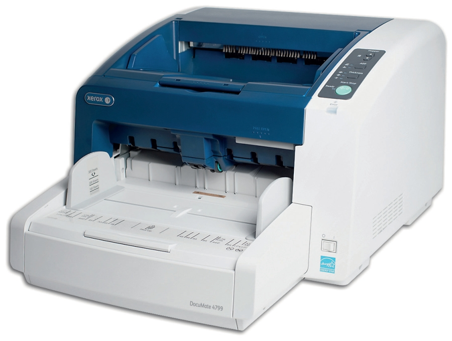 Xerox DocuMate 4799 with VRS PRO