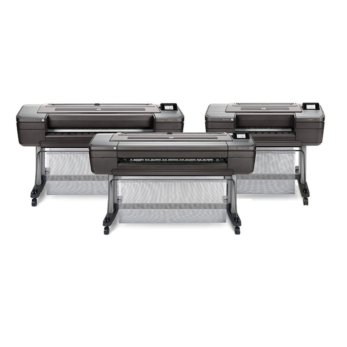 HP DesignJet Z9+ 24-in PostScript Printer